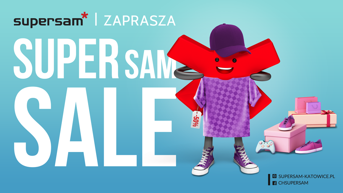 SUPER SAM SALE